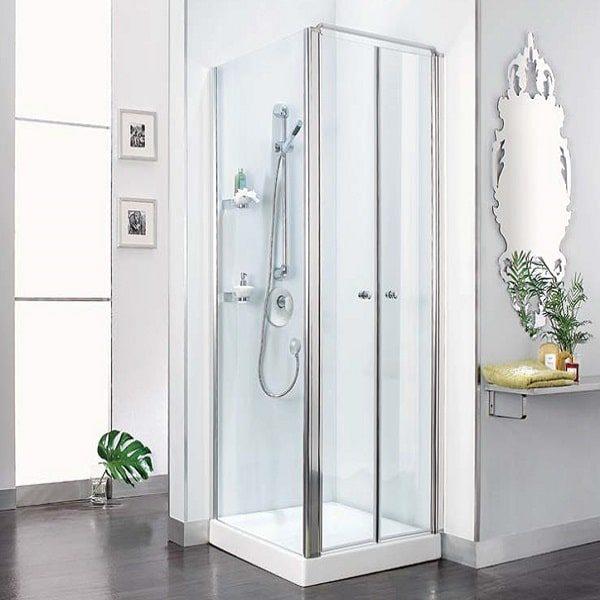 מקלחון חמת QP3 פינתי
