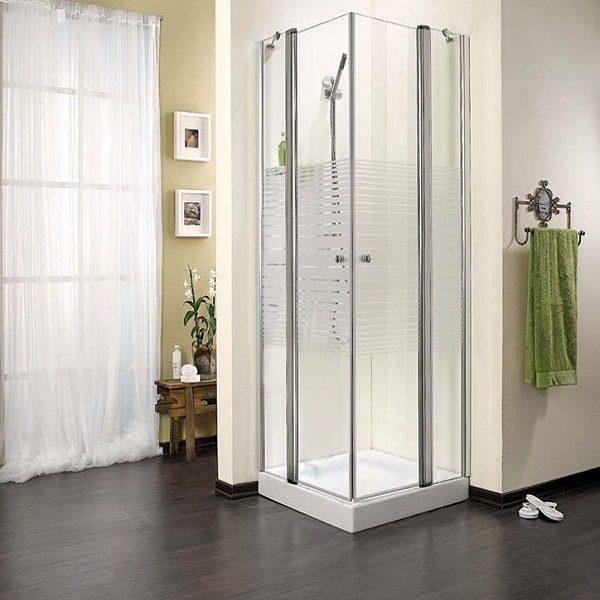 מקלחון חמת QP4 פינתי
