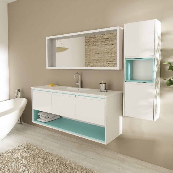 ארון אמבטיה דגם דאלי