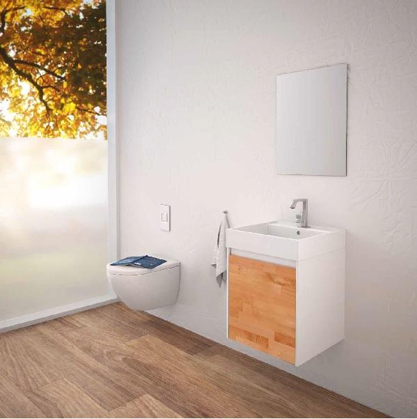 ארון אמבטיה תלוי קטן דגם מיני ג'נסיס