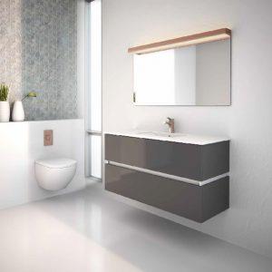 ארון אמבטיה פורמייקה תלוי