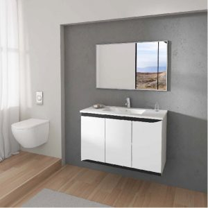 ארון אמבטיה תלוי מעוצב