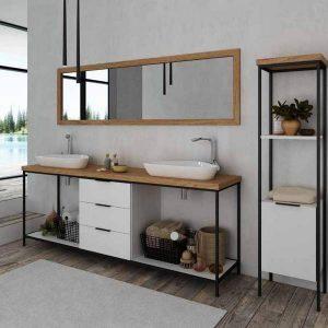 ארון אמבטיה דגם טירמיסו