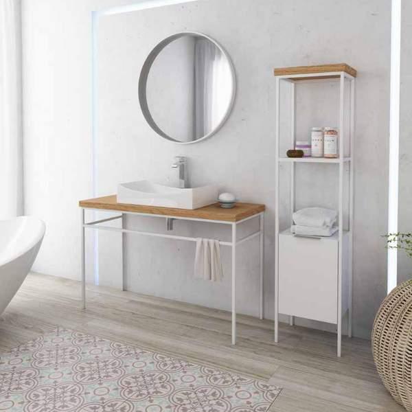 ארון אמבטיה מקרון