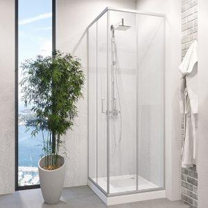 מקלחון הזזה לפי מידה