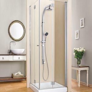 מקלחון אקורדיון לפי מידה חמת