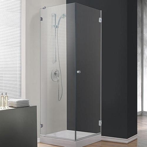 מקלחון פינתי ללא פרופילים חמת Q16