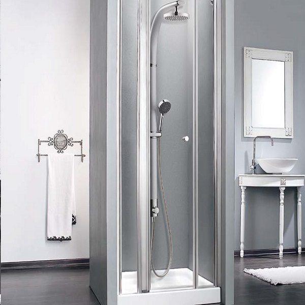 מקלחון חזית לפי מידה