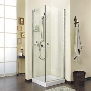 מקלחון פינתי לפי מידה חמת