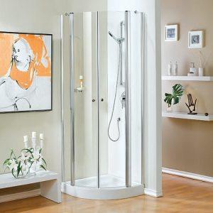מקלחון לפי מידה מעוגל חמת