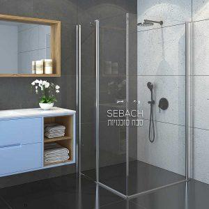 מקלחון פינתי GS